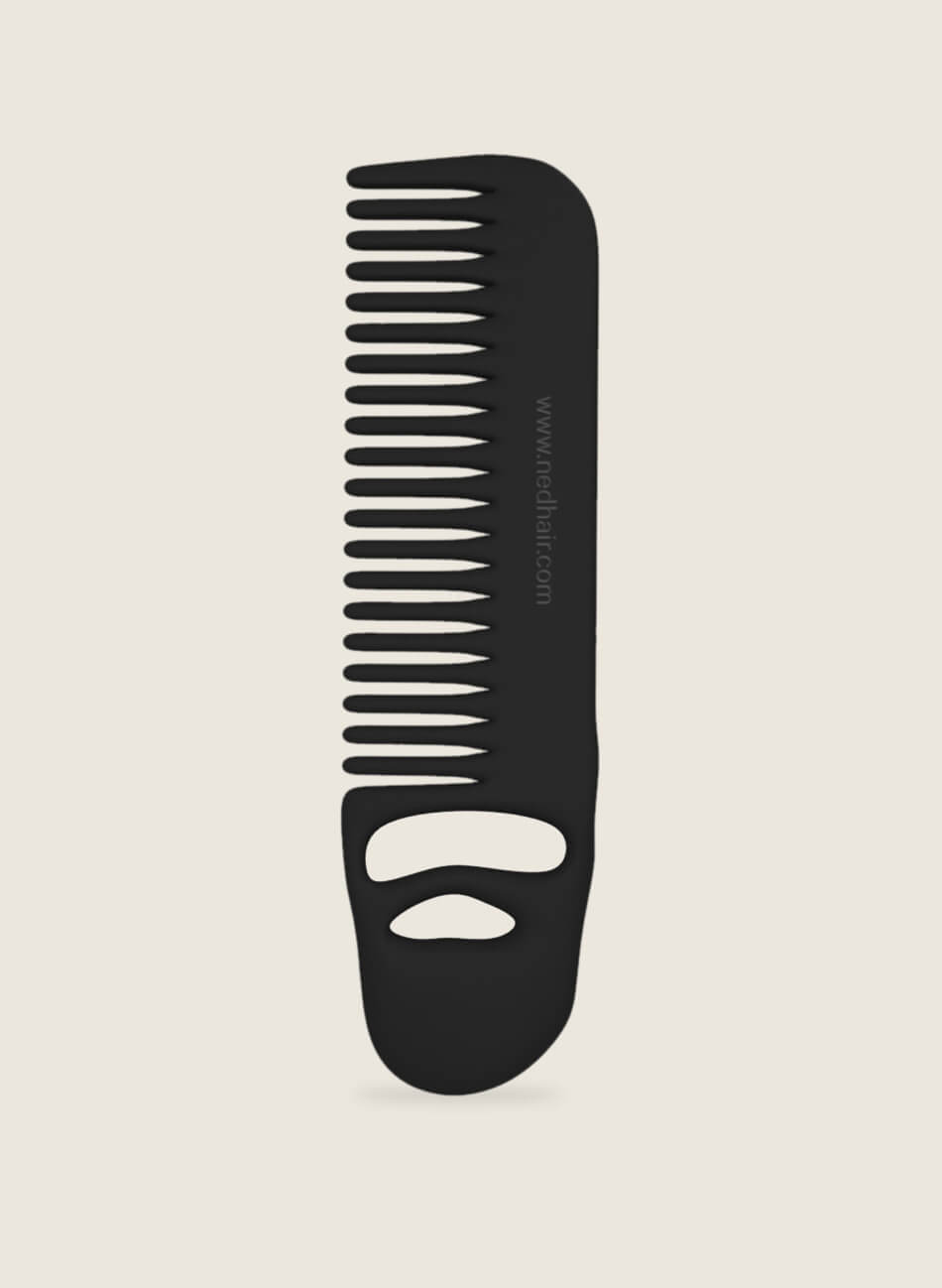 beard oil comb - NED beast comb - best beard comb australia - Men's comb