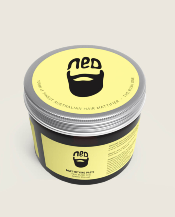 he bush one NED mattifying paste - ned mattifying paste - NED hair care products australia
