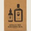 best beard oil australia -beard oil for men - beard shampoo - beard conditioner australia