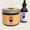 men's grooming - best beard wax australia -duo beard wax and oil pack - best beard oil australia - men's styling products