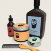 NED aloy grooming comb for men - ned hair wax - snap back grooming comb - NED beard oil australia - washbag kit
