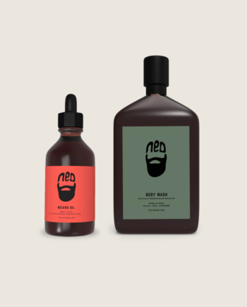 men's body wash australia - neds beard oil - men's grooming